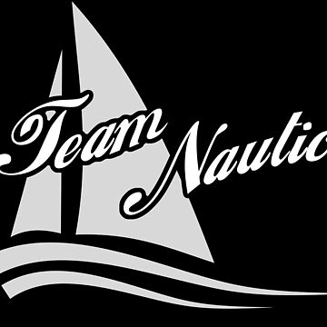 Team Nautic Sailing by Vectorbrusher