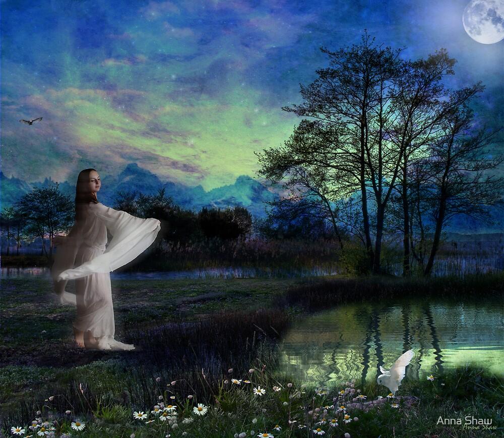 Moonchild by Anna Shaw