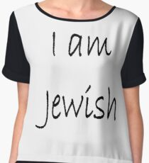 I am Jewish, #IamJewish, #I, #am, #Jewish, #Iam, Jews, #Jews, Jewish People, #JewishPeople, Yehudim, #Yehudim, ethnoreligious group, nation, #ethnoreligious #group, #nation, #ethnoreligiousgroup Chiffon Top