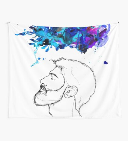 BAANTAL / Hominis / Dreams Wall Tapestry
