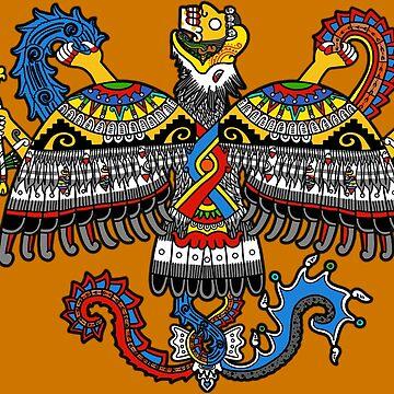 Tlalzihuatl Kuauhtleketzki  by tecuani122112