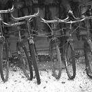 Bikes of WW2 by Ladymoose