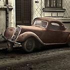 Car: A Portrait by Alex Preiss