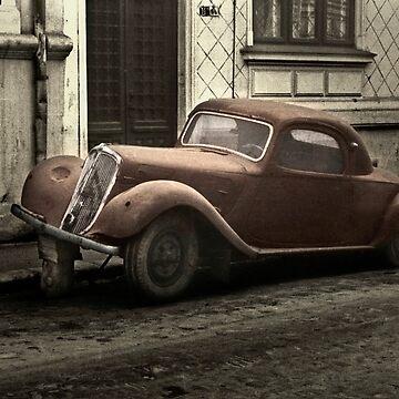 Car: A Portrait by alex4444