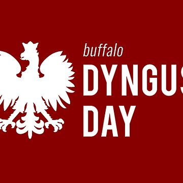 Dyngus Day City Crest (Buffalo, NY) by niemozliwe