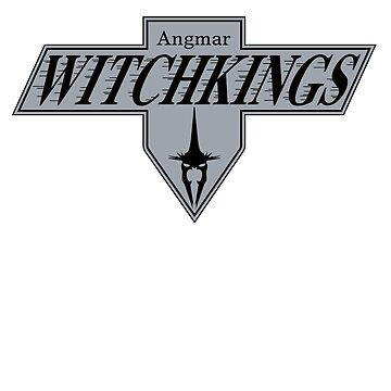 Angmar Witchkings by EHAS