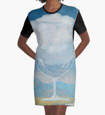 Heartstring Graphic T-Shirt Dress