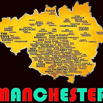 Manchester by ADesignForLife