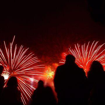 Fireworks by zuluspice