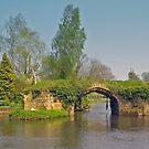 Medieval Bridge, River Avon by ChelseaBlue
