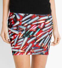 Bullets Over Broadway Mini Skirt