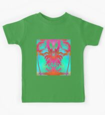 Tropical Walks Kids Tee