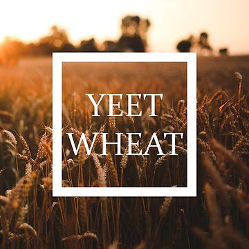 yeet wheat by gleba420