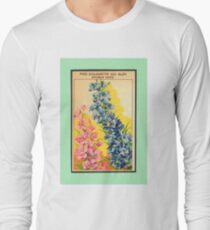 Vintage French Seed Packet T-Shirt