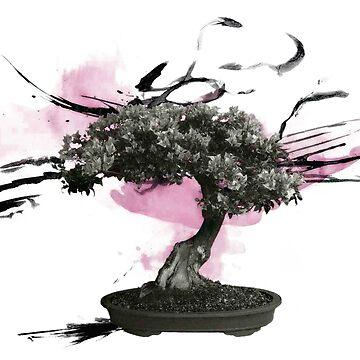 Bonsai Tree by metaminas