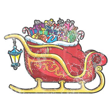 My Other Ride Is Your Mom - Christmas Sleigh by frittata