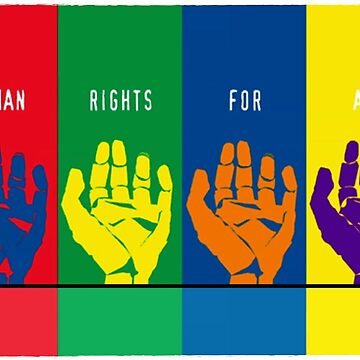 Human Rights by JKulte