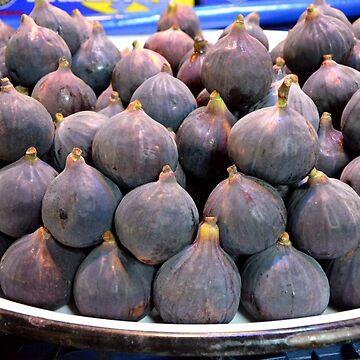 Fresh Figs by taiche