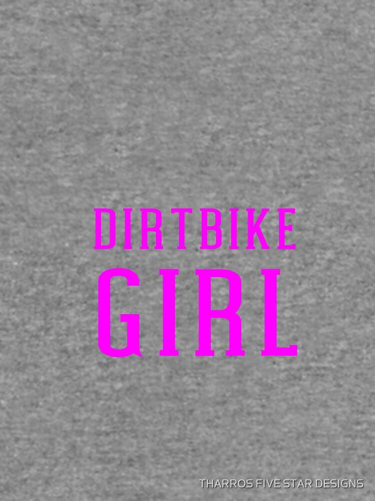 Dirtbike Girl For Motocross Dirt Bike Women Riders by kalamiotis13