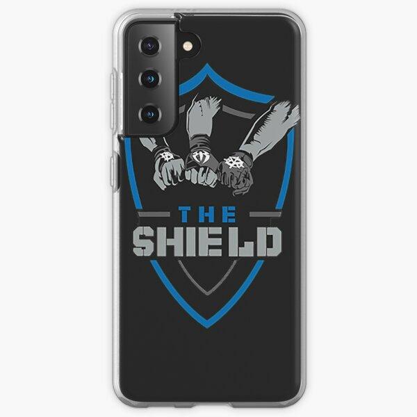 wwe the shield  Samsung Galaxy Soft Case