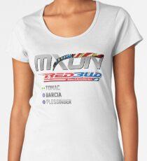 Motocross of Nations USA Team Women's Premium T-Shirt