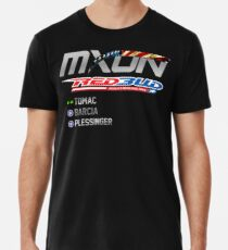 Motocross of Nations USA Team Men's Premium T-Shirt