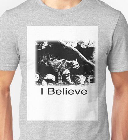 I Believe - Mountain Lion T Shirt T-Shirt