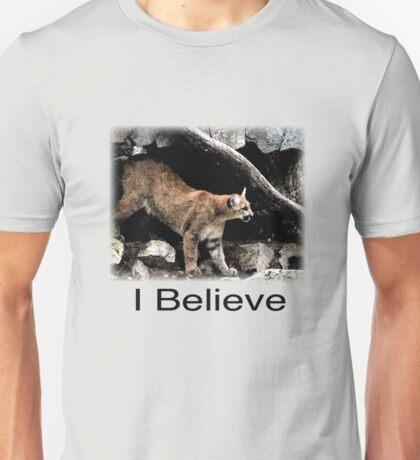 MT Lion - I Believe Watercolor T-Shirt