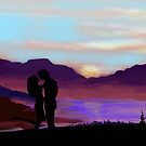 I Wanna Dance with you on a Mountain by Ed Moore