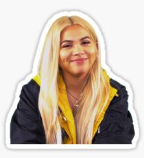 smiley hayley kiyoko Sticker