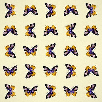 Butterflies Pattern by ZedEx