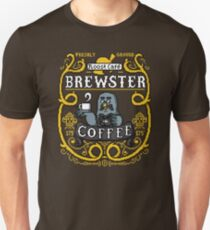 Brewster's Cup of Coo'ffee  Unisex T-Shirt