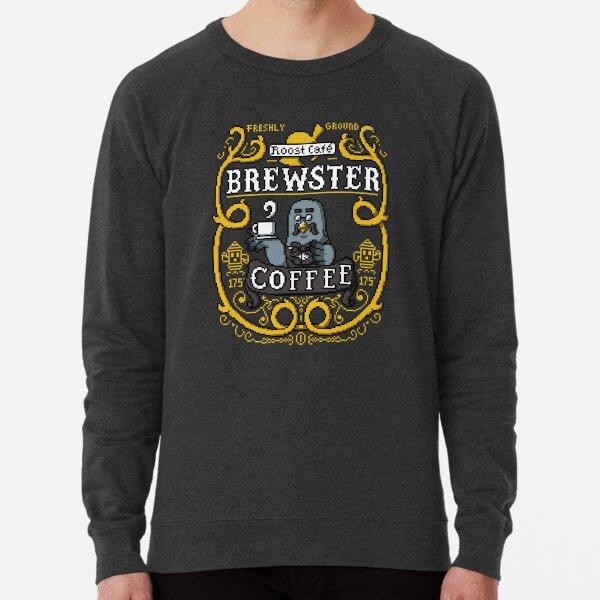 Brewster's Cup de Coo'ffee Sweatshirt léger