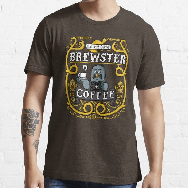 Brewster's Cup of Coo'ffee  Essential T-Shirt