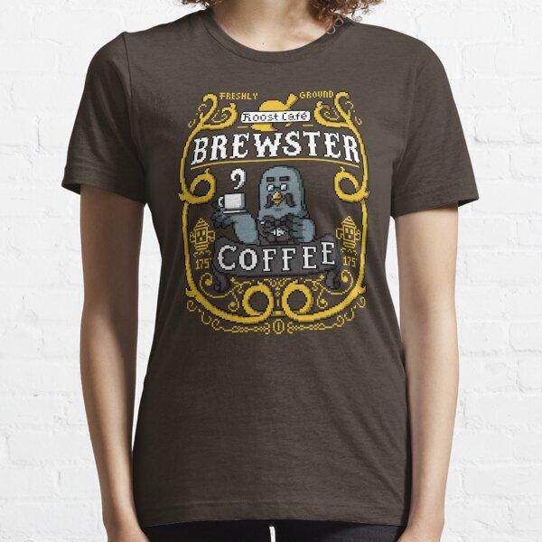 Copa Brewster de Coo'ffee Camiseta esencial