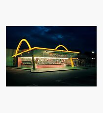 Old Mcdonald Photographic Print