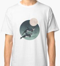 moonlight caravan // orcas Classic T-Shirt