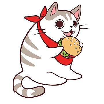 Cat Burgerlar (without words) by SarahJoncas