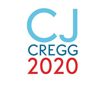 CJ Cregg for President 2020 / The West Wing by nerdydesigns