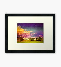 The KVR Collection Framed Print