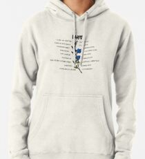 Lauv - I met you when I was 18 (+superhero) Pullover Hoodie