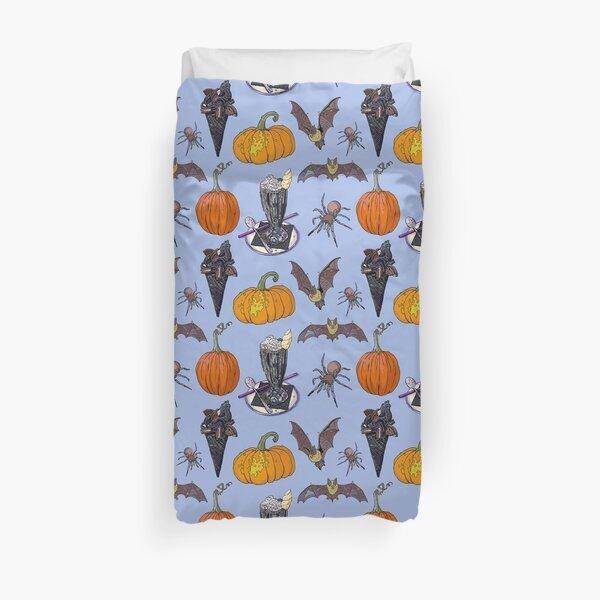 Trick or treat. Duvet Cover