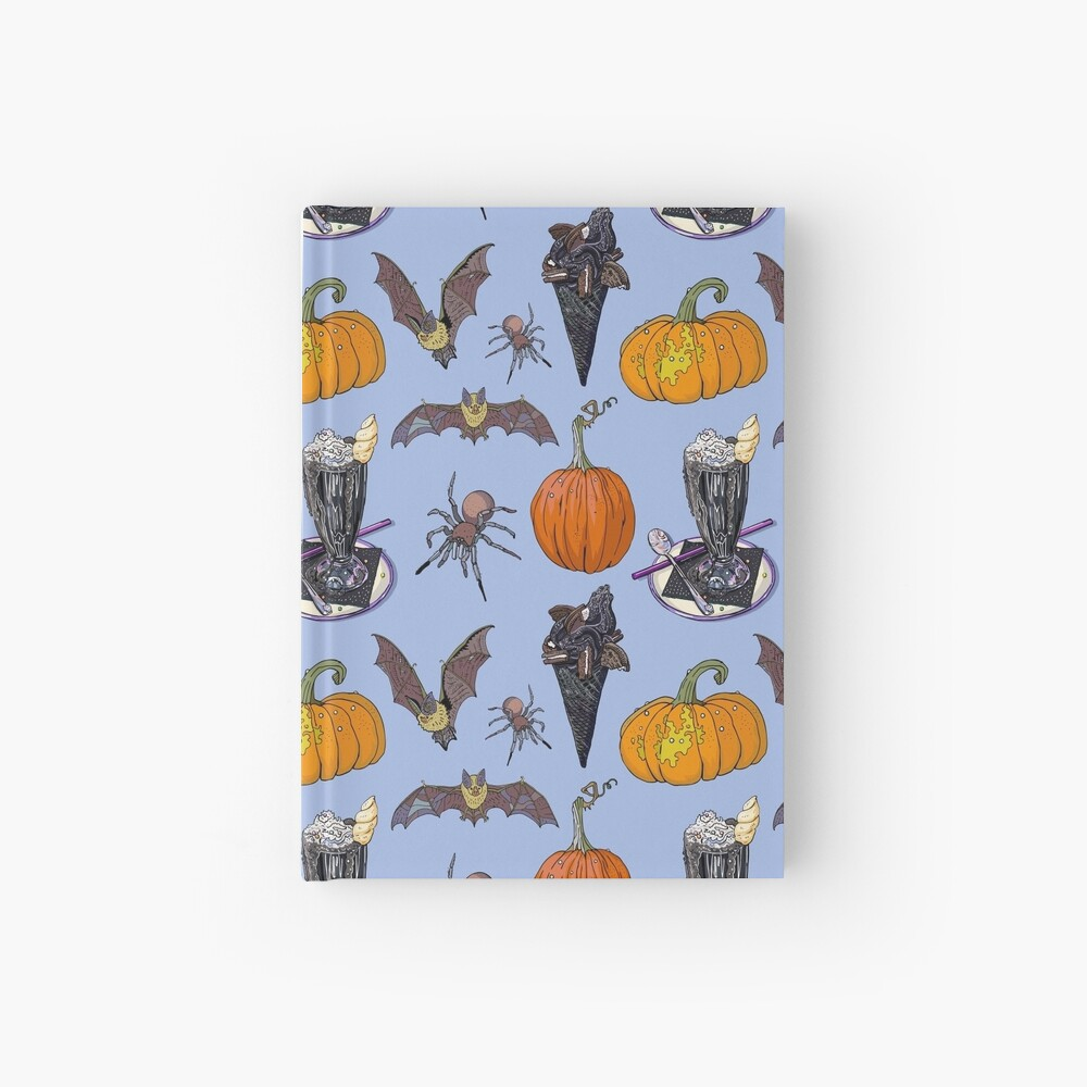 Trick or treat. Hardcover Journal
