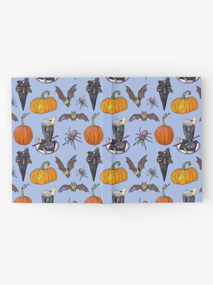 Alternate view of Trick or treat. Hardcover Journal