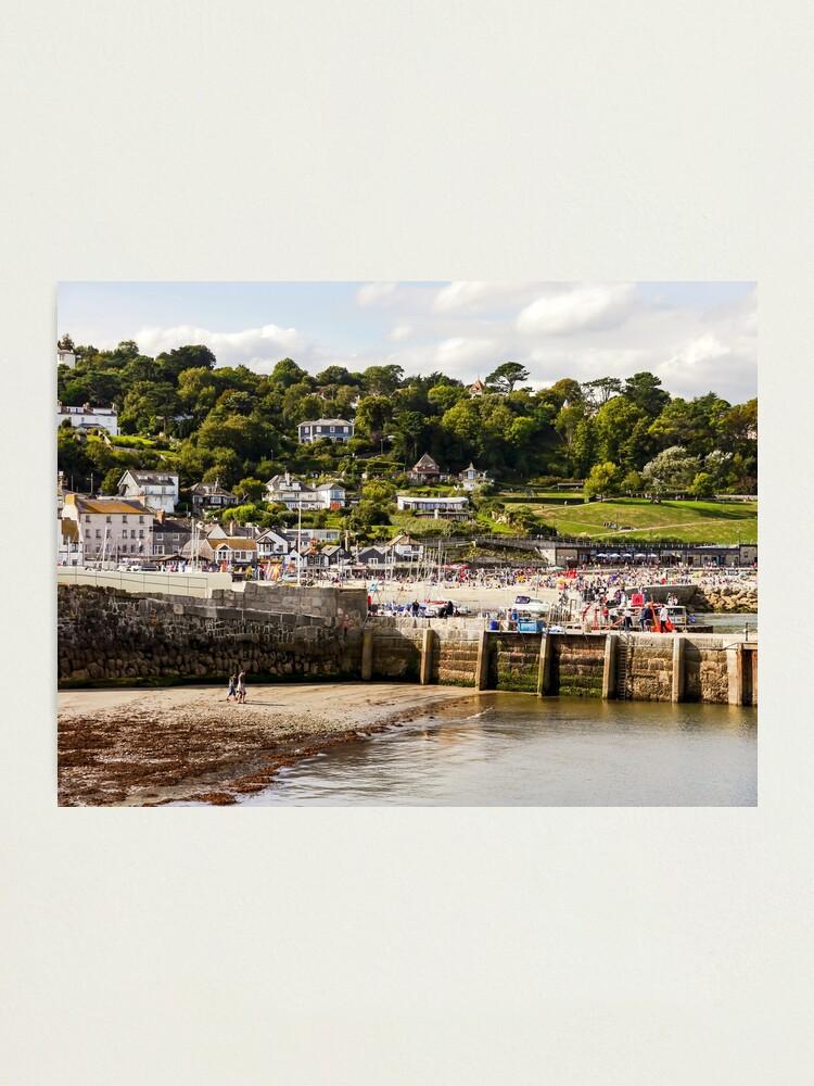 Alternate view of Coastal View Photographic Print
