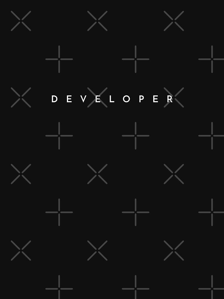 Developer (minimal) by developer-gifts