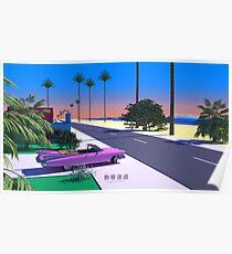 Tropical Transit Poster