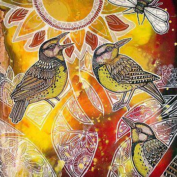 Meadowlark Summer by LynnetteShelley