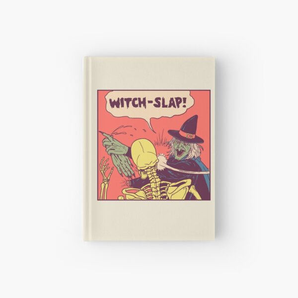 Witch-Slap Hardcover Journal