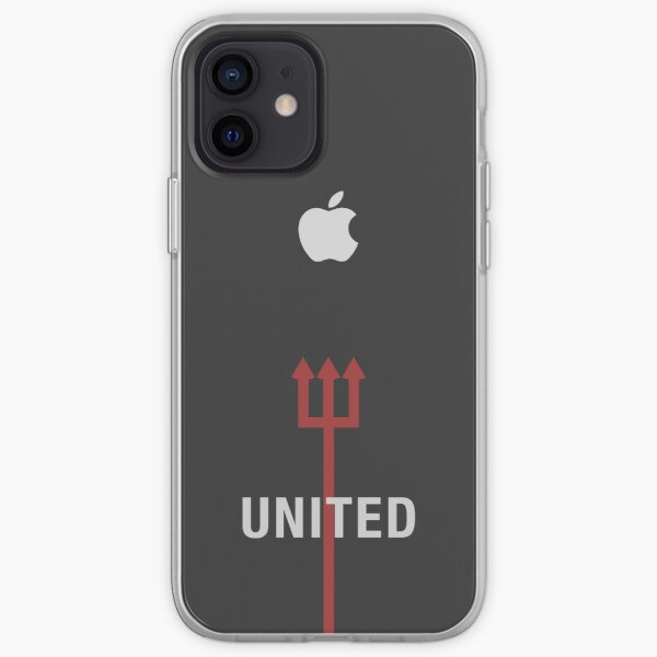 Manchester United - tenedor Funda blanda para iPhone